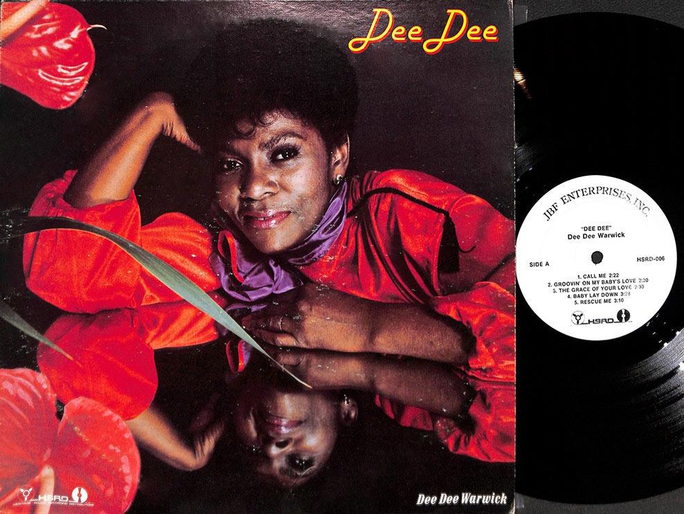 Dee Dee Warwick - 'Dee Dee' (1983)
