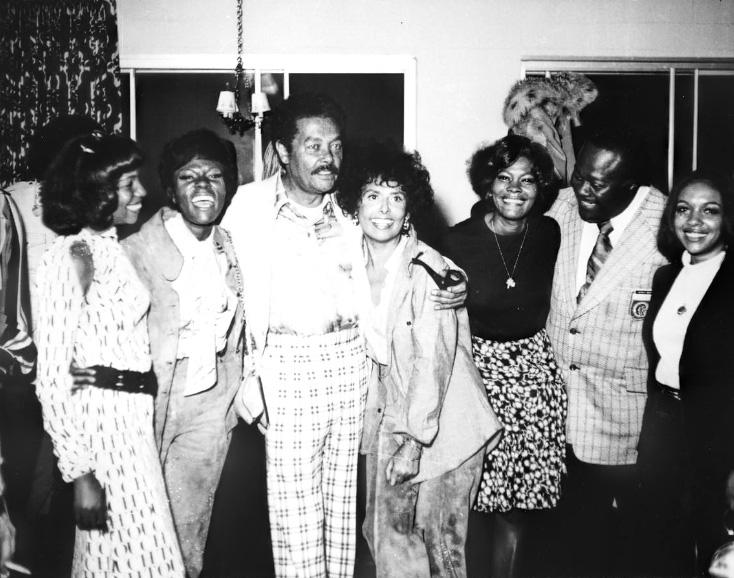 Mary Wilson, Dee Dee Warwick, Billy Eckstine, Lena Horne, Dionne Warwick (1973)